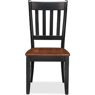 Nantucket Slat-Back Dining Chair