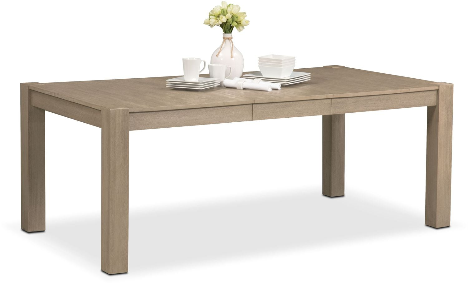 Tribeca Table - Gray