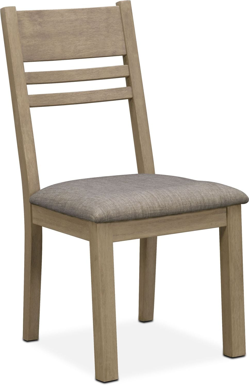 Tribeca Side Chair - Gray