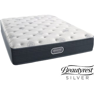 Urban Mist Plush Queen Mattress
