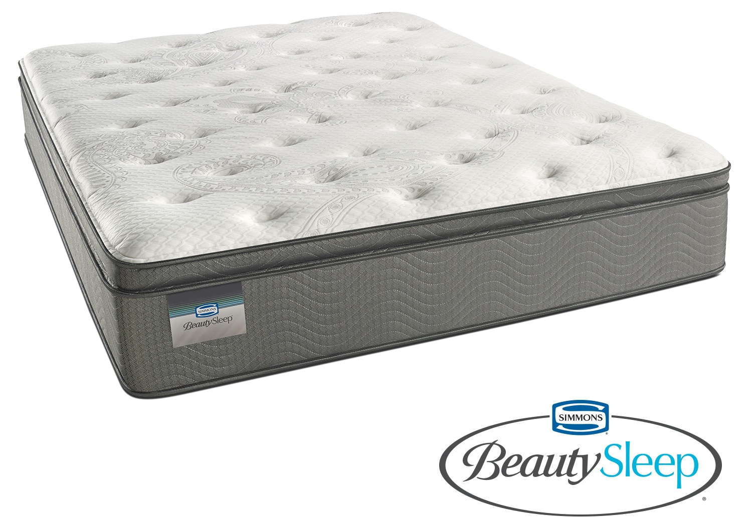 Mattresses and Bedding - Stags Leap Luxury Firm Pillowtop Queen Mattress