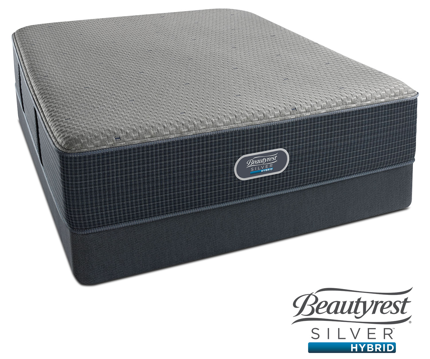Mattresses and Bedding - Belle Island Ultra Plush Queen Mattress and Foundation Set
