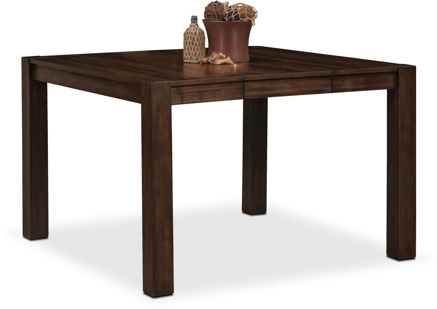 Tribeca Counter Height Table Tobacco