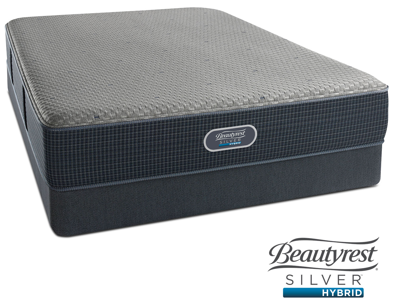 Gulf shores luxury firm king mattress and split foundation set value city furniture - Matelas simmons back touch ...