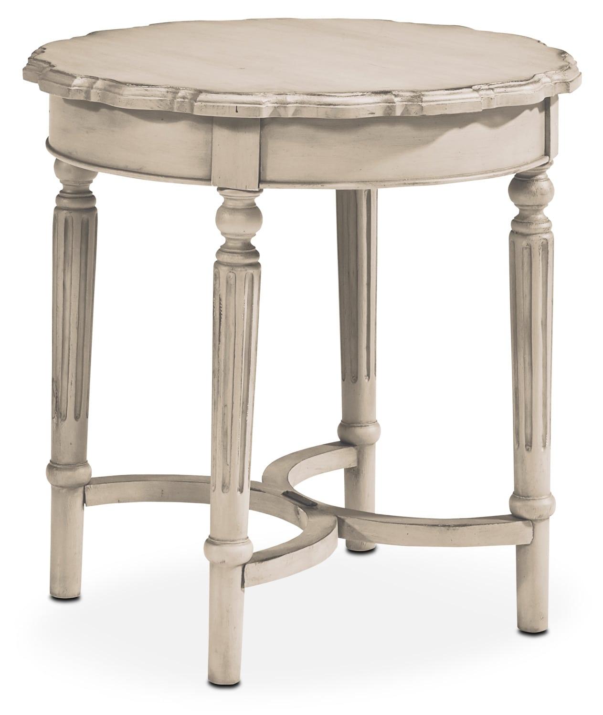shop french inspired furniture magnolia home value city furniture. Black Bedroom Furniture Sets. Home Design Ideas