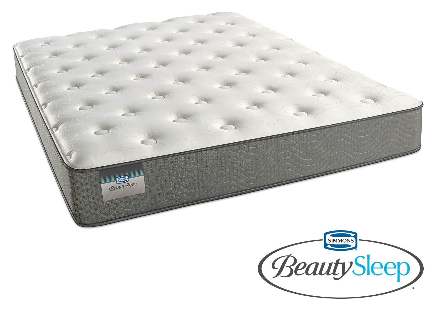 Mattresses and Bedding - Sapphire Blue Luxury Firm Queen Mattress