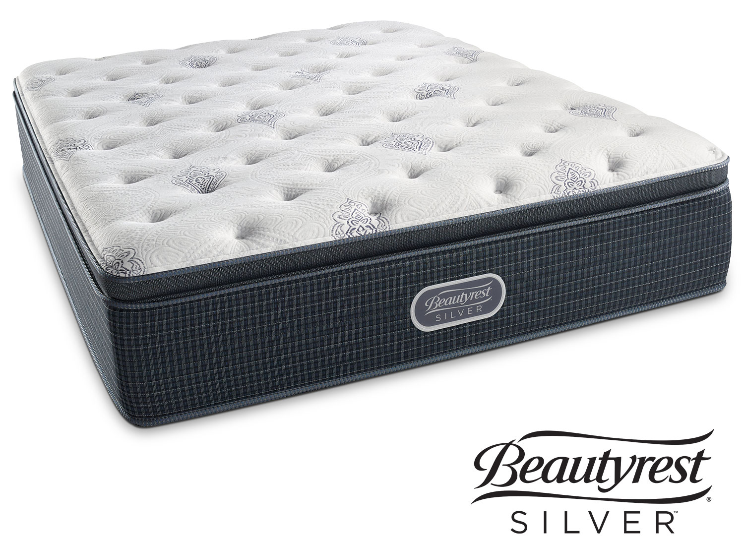Mattresses and Bedding - White River Plush Pillowtop Twin Mattress