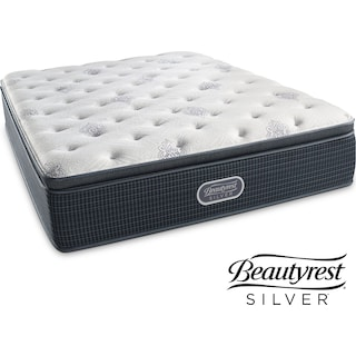 White River Plush Pillowtop Queen Mattress