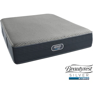 Siesta Key Plush Queen Mattress