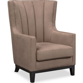 Brianna Accent Chair - Brown