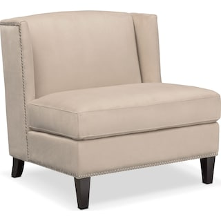 Torrance Accent Chair - Taupe