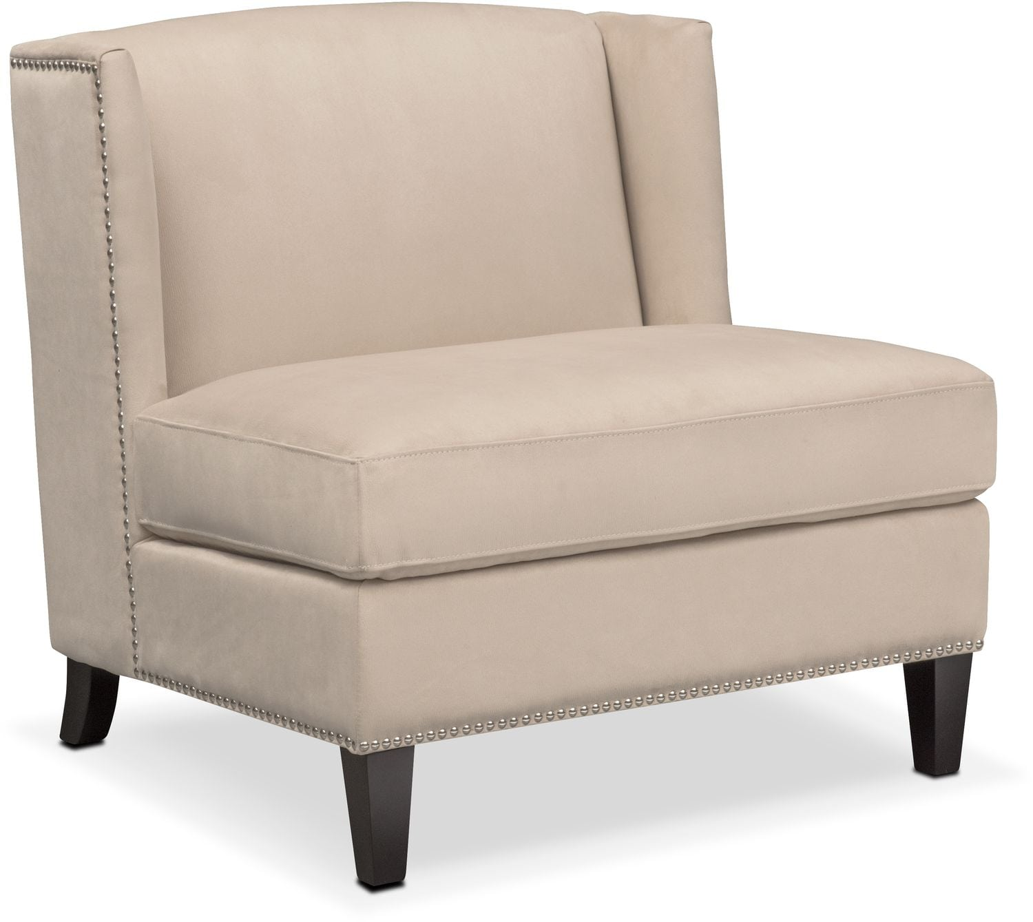 Accent And Occasional Furniture   Torrance Accent Chair   Taupe