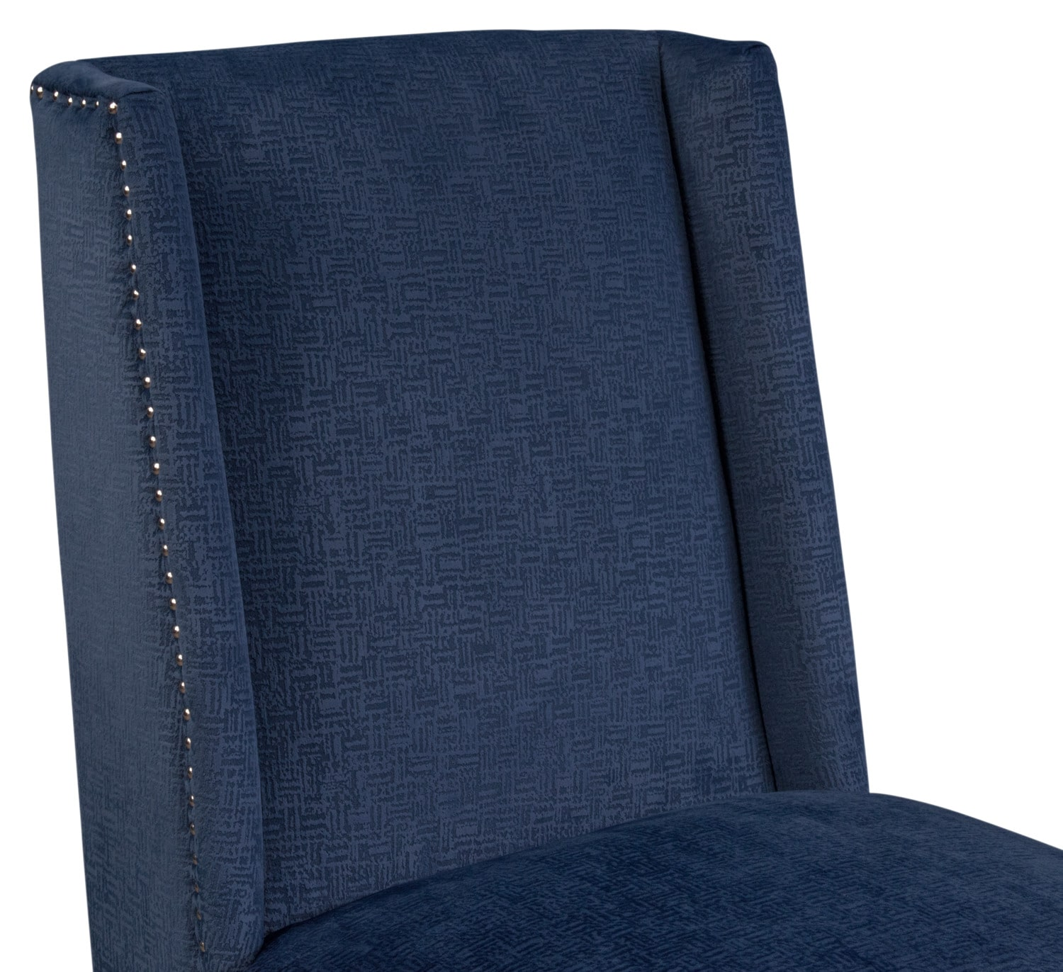 Roberto Accent Chair Blue