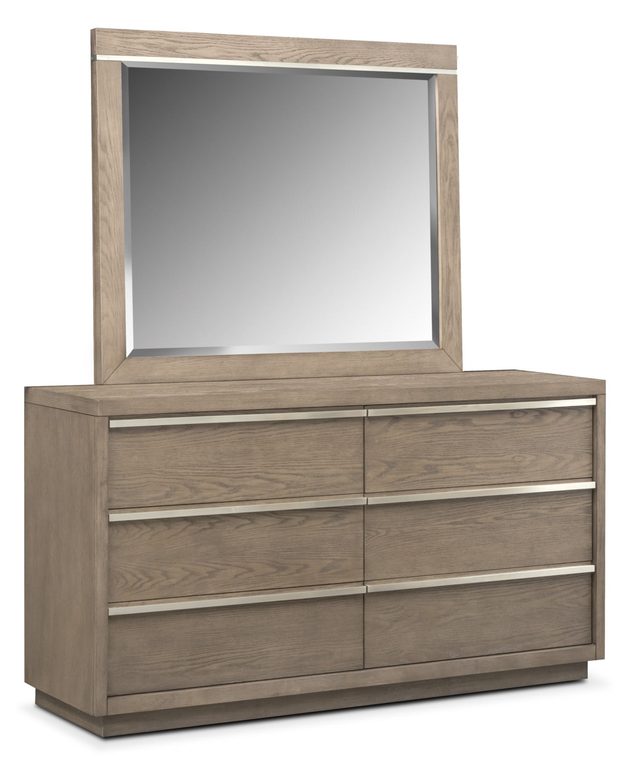 Gavin Dresser and Mirror - Graystone