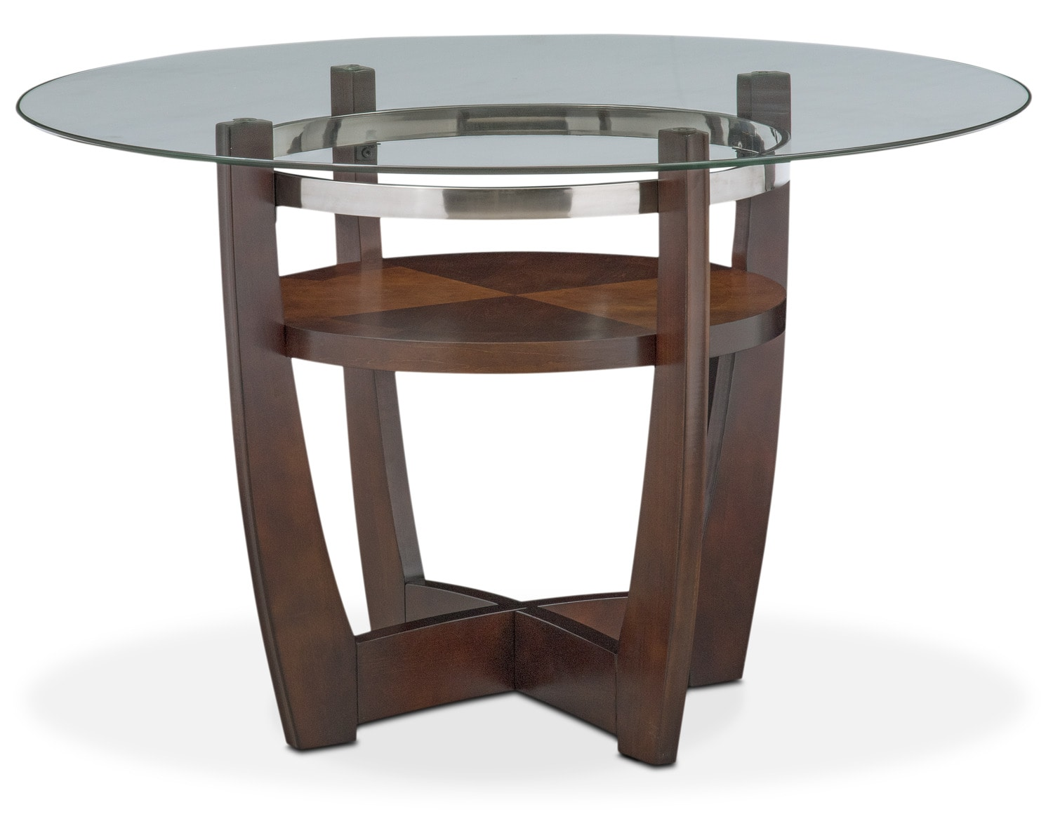 Dining Room Furniture - Alcove Table - Merlot