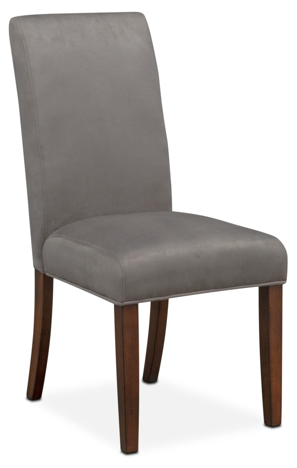 Dining Room Furniture - Alcove Side Chair - Gray