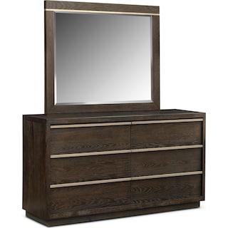 Gavin Dresser and Mirror