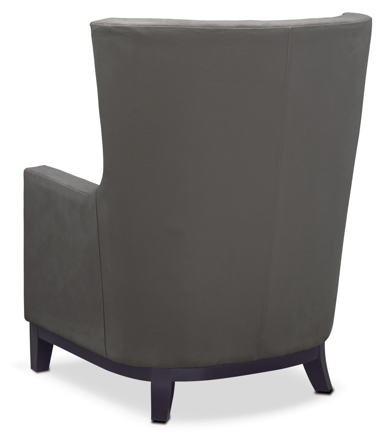 Brianna Accent Chair Dark Gray