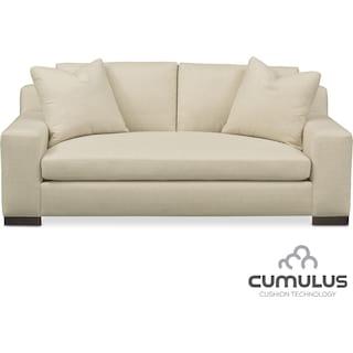 Ethan Cumulus Apartment Sofa - Anders Cloud