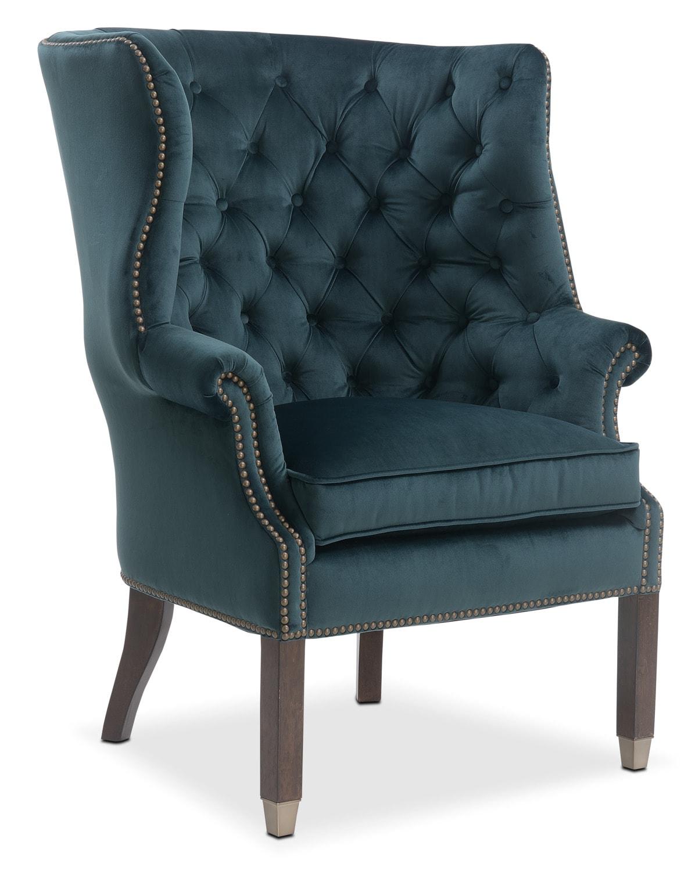 Cranston Accent Chair - Emerald