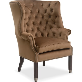Cranston Accent Chair - Sable