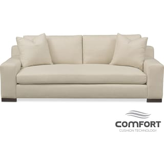 Ethan Comfort Sofa - Cream