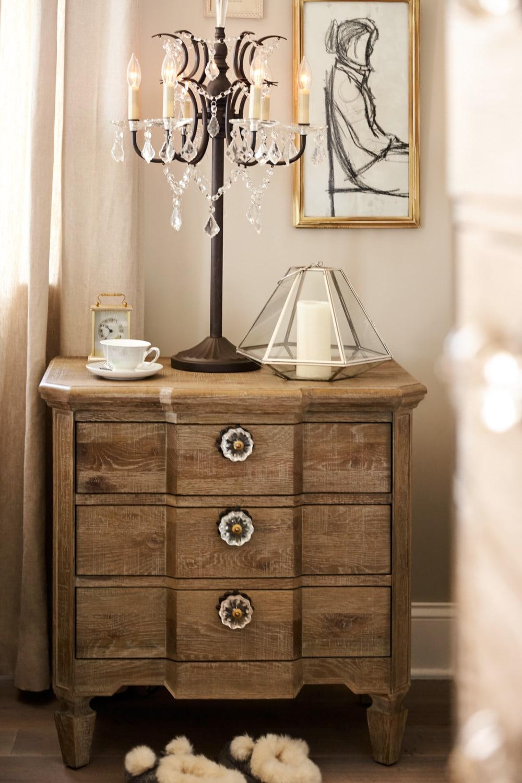 regents park nightstand oak value city furniture and mattresses. Black Bedroom Furniture Sets. Home Design Ideas