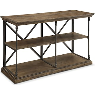 Bedford TV Stand - Pine