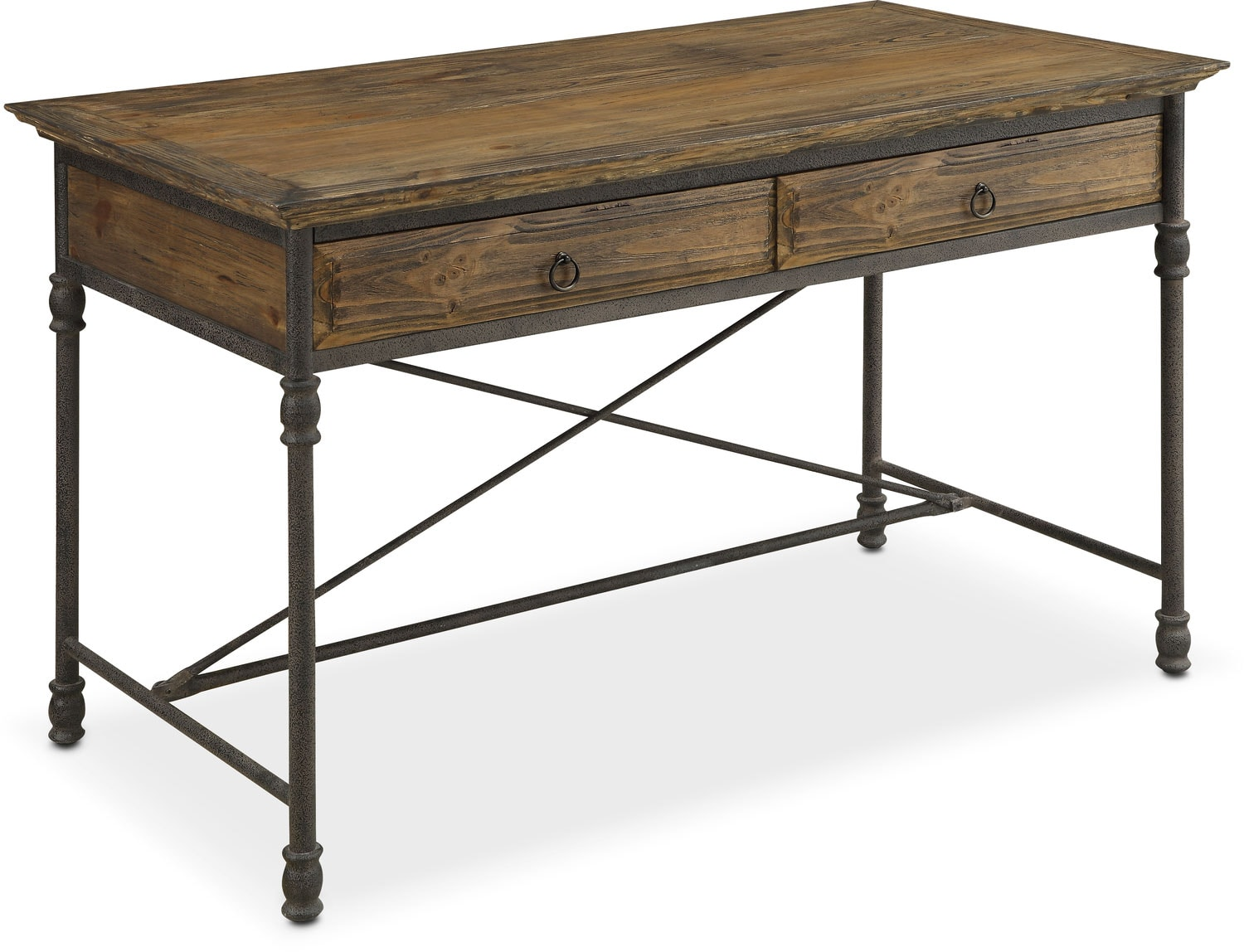 Home Office Furniture - Bedford Desk - Pine