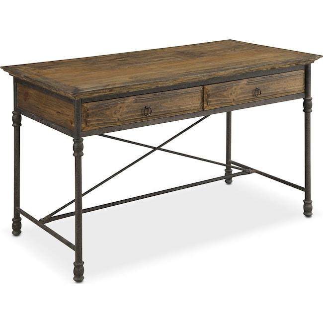 Home Office Furniture - Bedford Desk - Pine