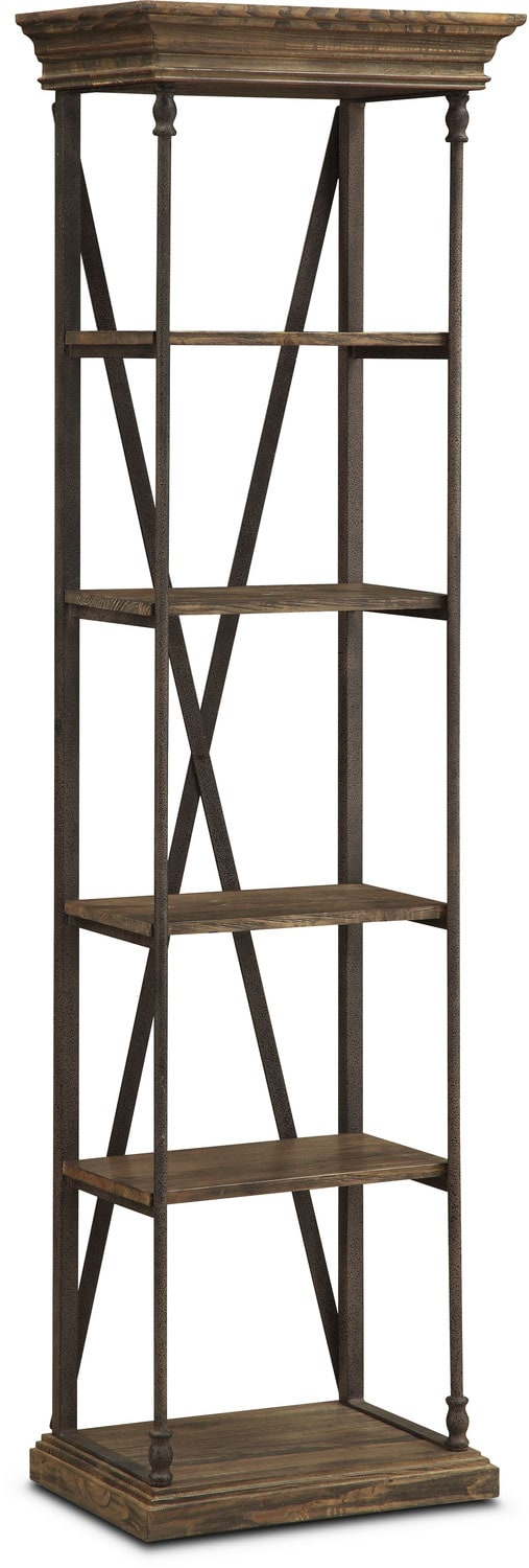 Bedford Bookcase - Pine