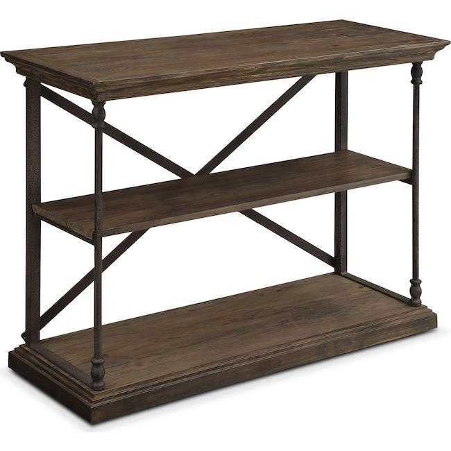 Home Office Furniture - Bedford Bookshelf