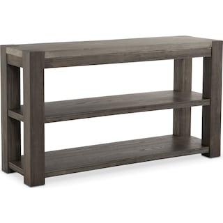 Kellen Sofa Table - Gray