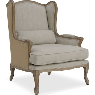 Maria Accent Chair   Ivory. Living Room Chairs   Value City Furniture   Value City Furniture