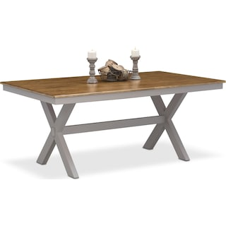 Nantucket Trestle Table