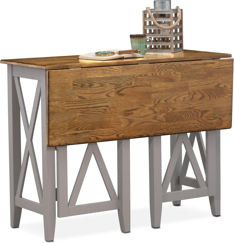 wood hammar island pin casters bar top heavy kallax on offcuts of solid hack duty ikea counter kitchen with breakfast table