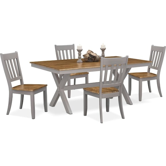 The Nantucket Dining Collection Value City Furniture And