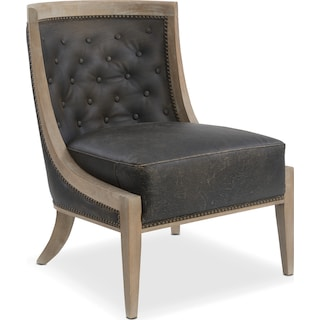 Pablo Accent Chair - Brown