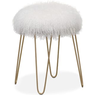 Blanco Stool - White