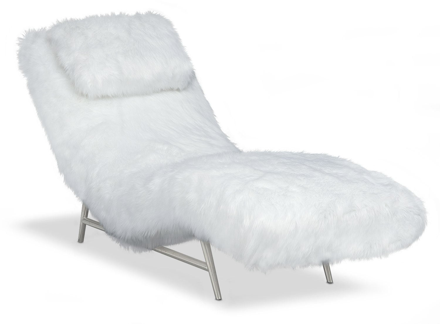 Tori Chaise - White  sc 1 st  Value City Furniture : white chaise - Sectionals, Sofas & Couches