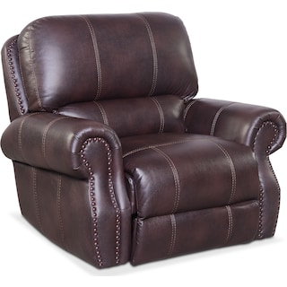 Dartmouth Power Recliner - Burgundy