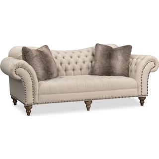 Brittney Sofa - Linen