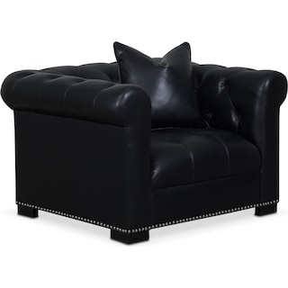 Couture Chair - Black