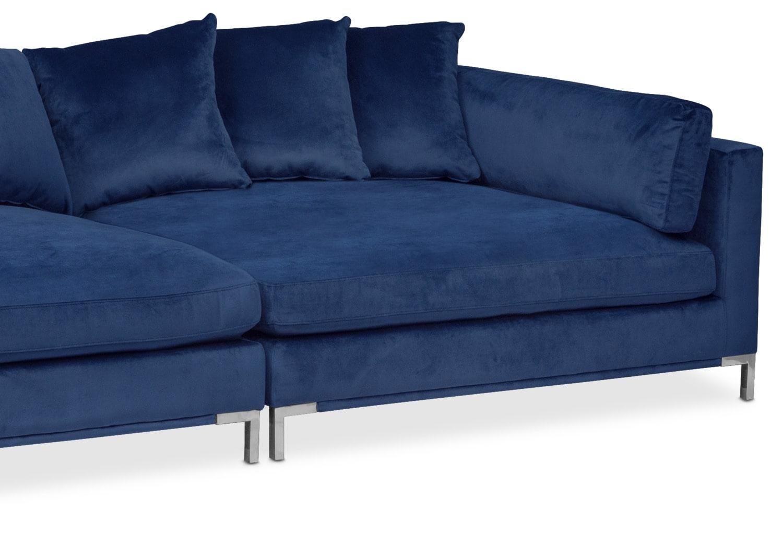 Moda 2-Piece Sofa | Value City Furniture and Mattresses