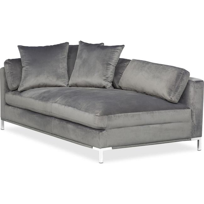 Living Room Furniture - Moda Chaise