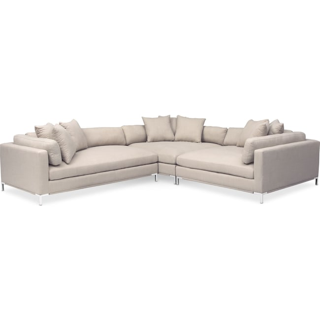 sect jackson furniture p sofa ivory set a sectional jf everest
