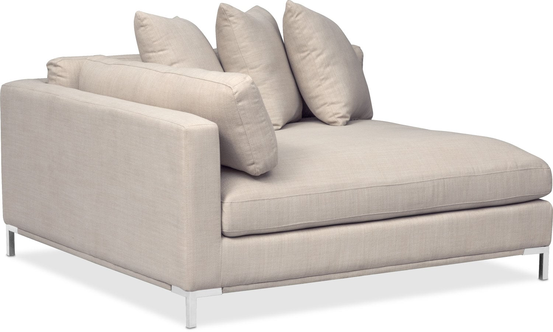 Moda Corner Sofa - Ivory