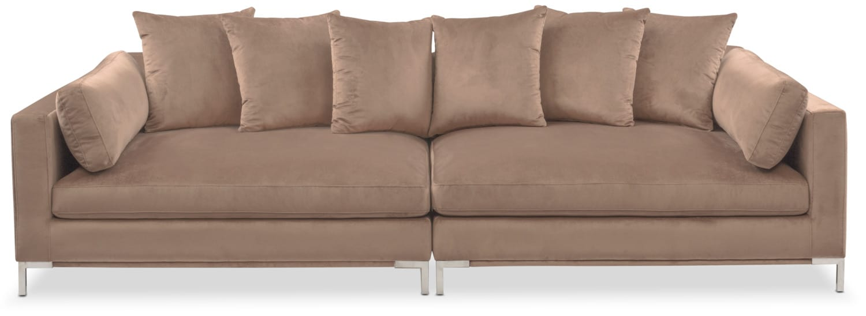 Delightful Moda 2 Piece Sofa ...