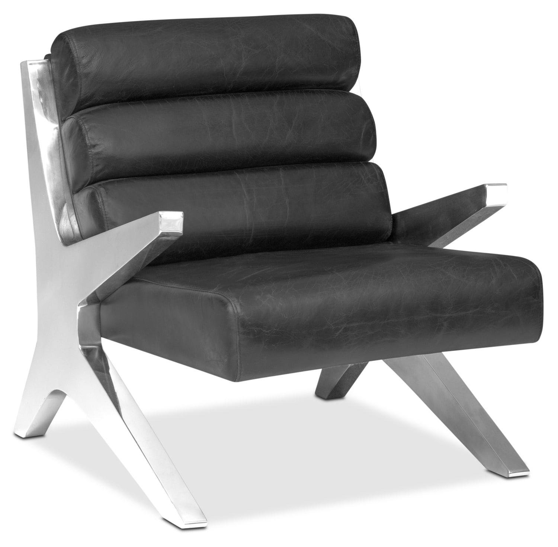 Keanu Accent Chair - Black