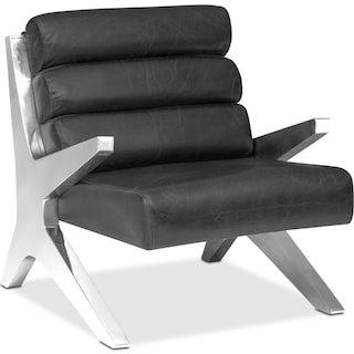 Keanu Accent Chair - Black
